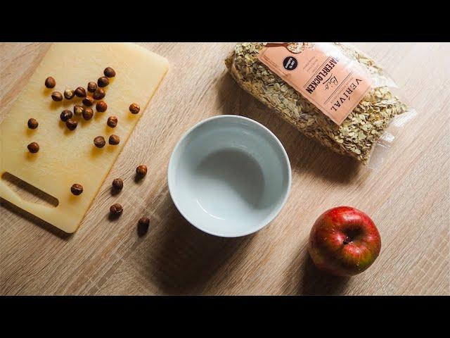 Das Original Bircher Müsli Rezept - Verival