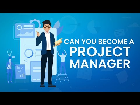 Can you become a Project Manager?