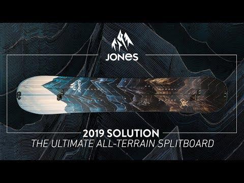 Jones Snowboards 2019 Solution