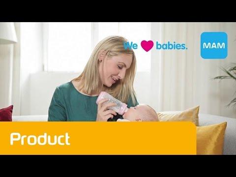 MAM Easy Start™ Anti-Colic: die ideale Flasche für Neugeborene [Official MAM Video]