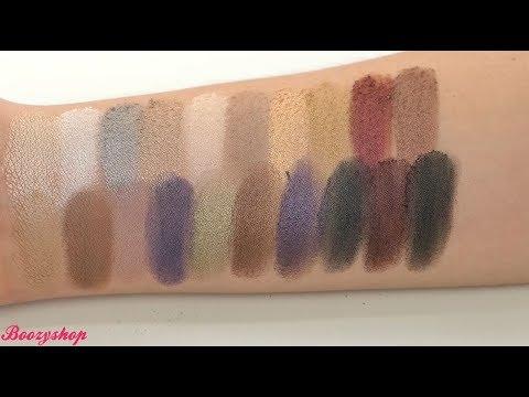 Crown Brush Crown Brush Pro Eyeshadow Smoke Collection