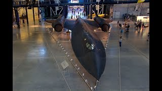 Tour of the SR-71