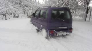 suzuki wagon r 4x4