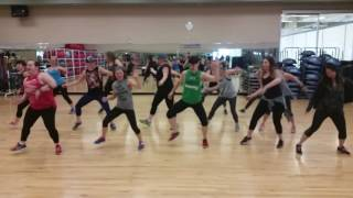 """Cuckoo"" by Adam Lambert - choreo by SZ Dance Fitness"