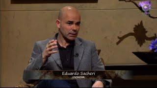 Conversando con Cristina Pacheco - Eduardo Sacheri