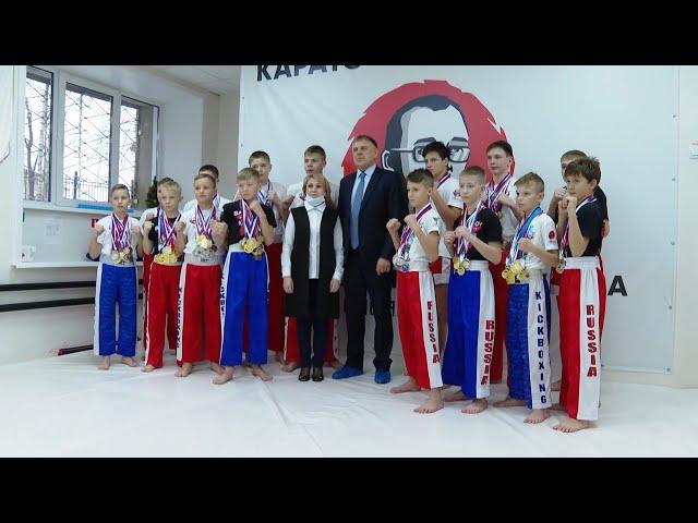 Школа им. В.А. Башурова отмечает юбилей
