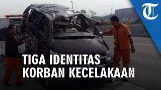 Kronologi hingga Daftar Nama Korban, Berikut 4 Fakta Kecelakaan Mobil APV di Tol Jagorawi Bogor