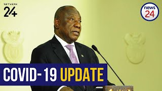 President Cyril Ramaphosa will address the nation from the Union Buildings in Pretoria on Sunday evening following an increase in coronavirus cases in the country.   #News24Video #News24Coronavirus For this story and more, visit News24: https://www.news24.com/