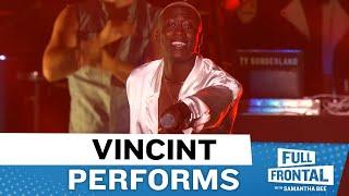 "VINCINT Delivers a Special Pride Performance of ""Higher"""