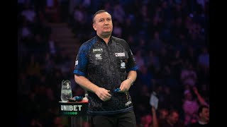 "Glen Durrant: ""Myself and Gerwyn shook hands today, it's done and dusted"""