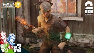 #3【FPS】弟者,兄者,おついちの「Fallout 76(フォールアウト76)」【2BRO.】