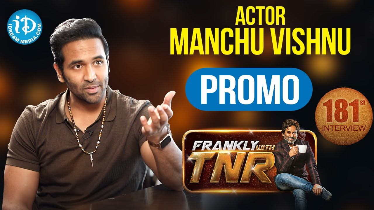 Next In Frankly With TNR #181 || Exclusive Interview - Promo