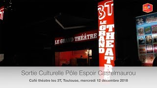 Sortie Théatre - Pôle Espoir Castelmaurou