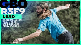 2019 GBO | LEAD | R3F9 | McBeth, McMahon, Wysocki, Conrad