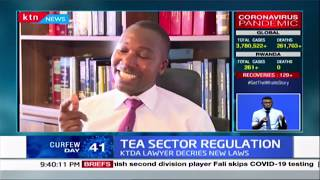 Tea sector players fault newly tabled regulations as tea farmers set to lose KTDA control
