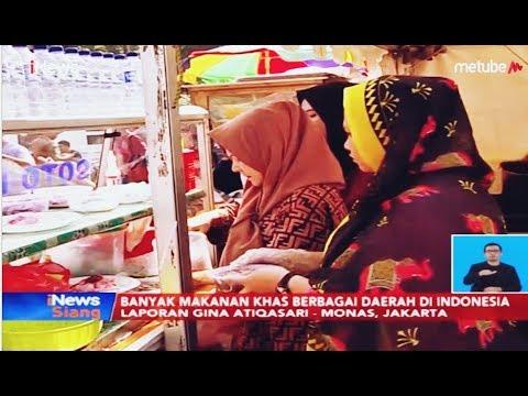 Mencicipi Makanan Khas Berbagai Daerah di Festival Kuliner Nusantara - iNews Siang 25/08