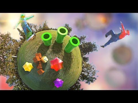 REAL Mario Galaxy