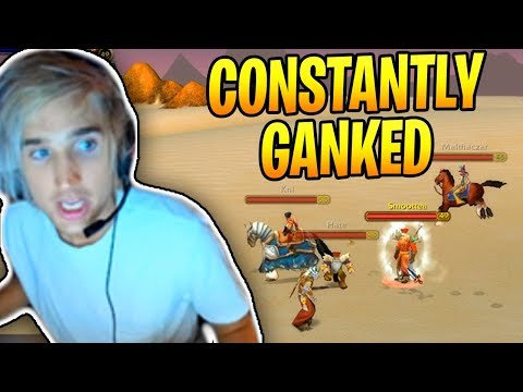 Getting Constantly Ganked In WoW Classic