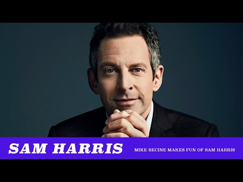 Sam Harris Is No Christopher Hitchens ft. Mike Recine (TMBS 107)