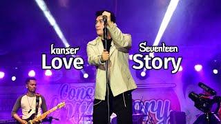 Ifan Seventeen - Kemarin (Concert Love Story) Cilegon-Banten