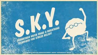 Sudarshan Kriya | This Powerful Breathing Technique Will Change Your Life! | Art Of Living