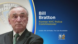 Bratton: NYC Terror Attacks Aren