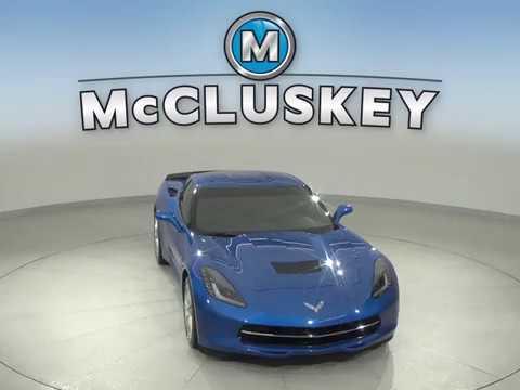 Pre-Owned 2016 Chevrolet Corvette Stingray
