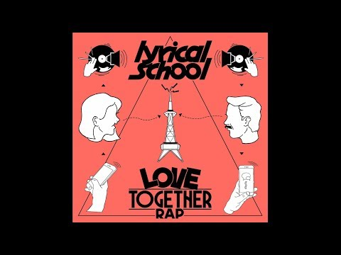 "lyrical school ""LOVE TOGETHER RAP"" advanced special trailer"