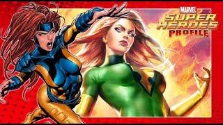 [SHP] 99 ประวัติ Jean Grey และความผูกพันกับ Phoenix Force !!