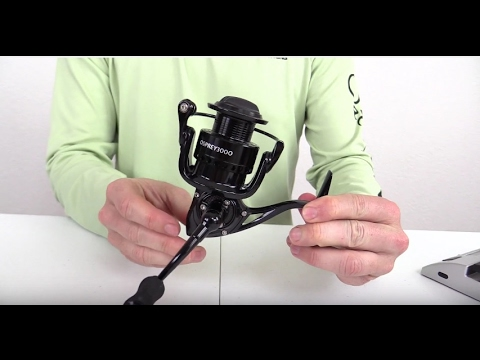 Florida Fishing Products Spinning Reel Review – Osprey 3000 Performance Analysis