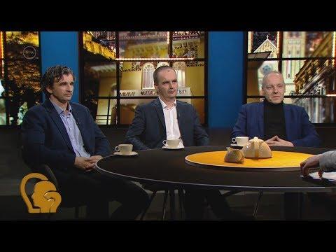 A Kádár-korszak állambiztonsági szolgálata (M5 csatorna Ez itt a kérdés... című adásának felvétele)