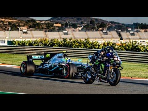 Lewis Hamilton vs Valentino Rossi - Formula 1 vs MotoGP