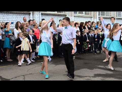 Танец на выпускной под Sanna Nielsen - Undo