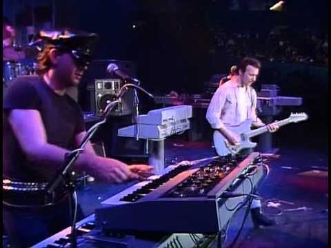 Ultravox - All Stood Still - Live 1983