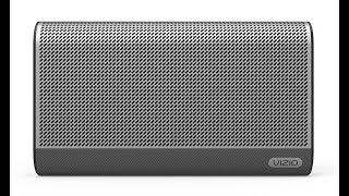 VIZIO SmartCast™ Crave Go™ Wireless Speaker Unboxing Review