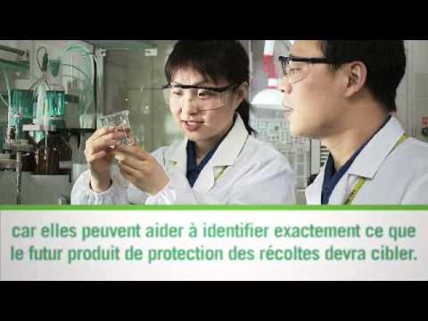 Recherche et Développement par CropLife International.