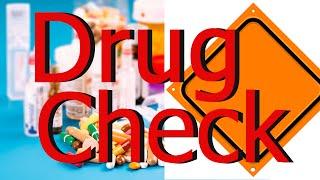 Drug Interaction Checking