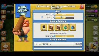 SON KLAN OYUNLARIM !! (Köy Binası 8'e geçiyoruz) | Clash Of Clans