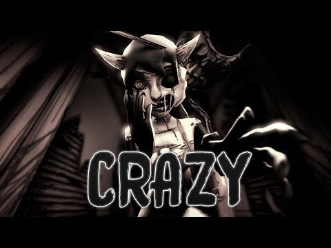 [SFM] CRAZY | Bendy And The Ink Machine Song INSTRUMENTAL {HalaCG}