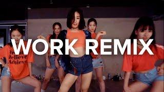 Work-Rihannaft.DrakeR3habRemix/MayJLeeChoreography