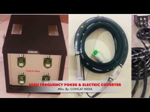 High Frequency Electric Converter