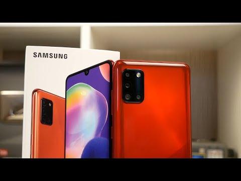 Обзор Samsung Galaxy A31 (NFC, 5000 мАч, Helio P65) / Арстайл /
