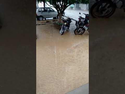 Grande Chuva em Bodó