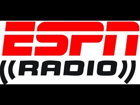Espn radio  LIVE STREAM : SportsTalk 570 Washington D.C. 21/2  Espn radio show