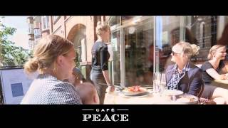 Cafe Peace Reklame video