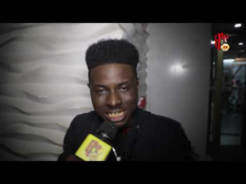 WE NEED MORE FEMALE COMEDIANS - KENNY BLAQ