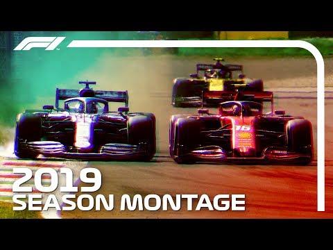 【F1 2019ハイライト動画】F1 2019シーズンのレースハイライト