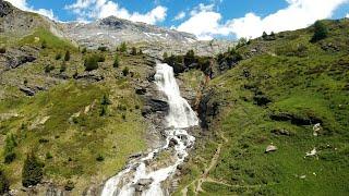 Mountain Run - FPV in SwissAlps #14