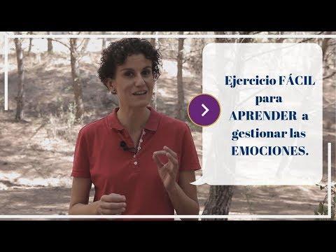 Ejercicio FÁCIL para APRENDER a gestionar las EMOCIONES | Autoconocimiento