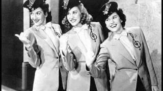 Bei Mir Bist Du Schon - The Andrew Sisters